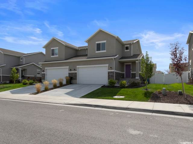 7269 W Noyack Road Rd S, Magna, UT 84044 (MLS #1702103) :: Lookout Real Estate Group