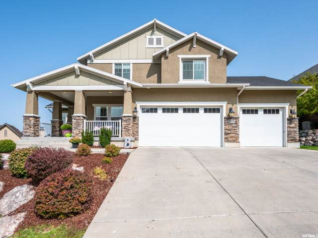 2153 E Tuscany Creek Way, Draper, UT 84020 (#1702105) :: goBE Realty