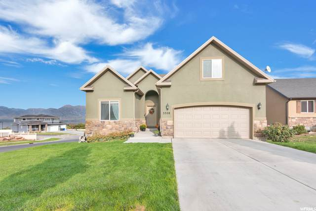 3328 S Hawk Dr, Saratoga Springs, UT 84045 (#1702122) :: Doxey Real Estate Group