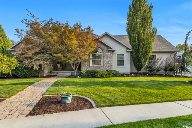 211 W Hidden Creek Dr, Lehi, UT 84043 (#1702128) :: Red Sign Team