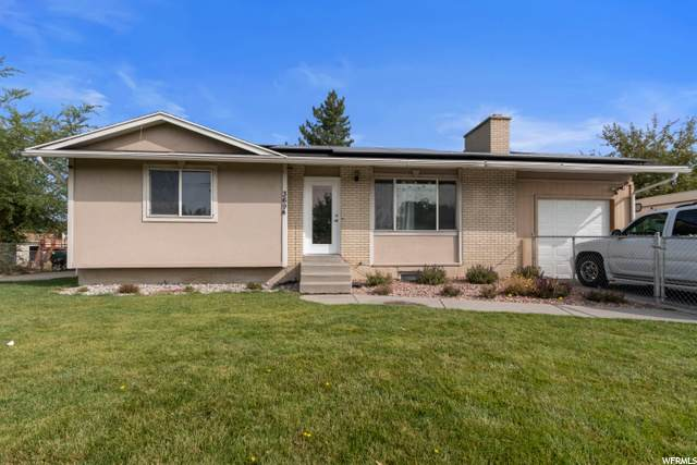 3694 W 4100 S, West Valley City, UT 84120 (#1702134) :: McKay Realty