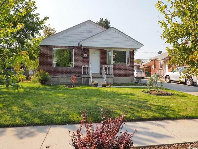 456 E 1300 S, Salt Lake City, UT 84115 (#1702135) :: Big Key Real Estate