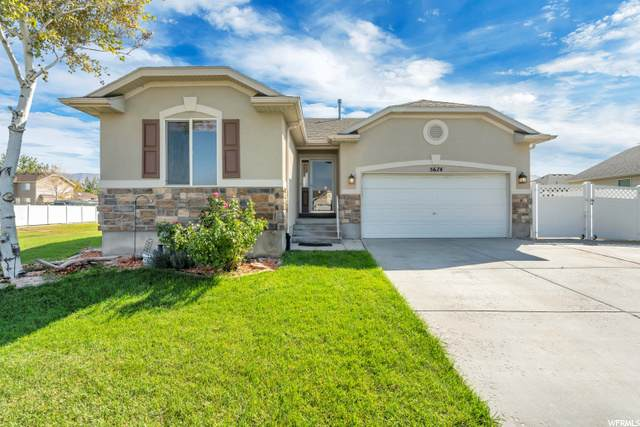 5674 Lanyard Ln, Stansbury Park, UT 84074 (#1702140) :: Colemere Realty Associates