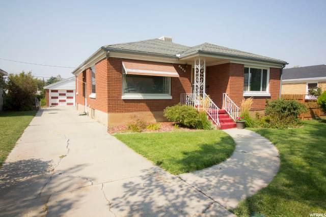3411 S Van Buren Ave E, Ogden, UT 84403 (#1702157) :: Colemere Realty Associates