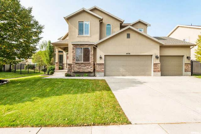 4036 W Valderrama St N, Cedar Hills, UT 84062 (#1702162) :: Colemere Realty Associates