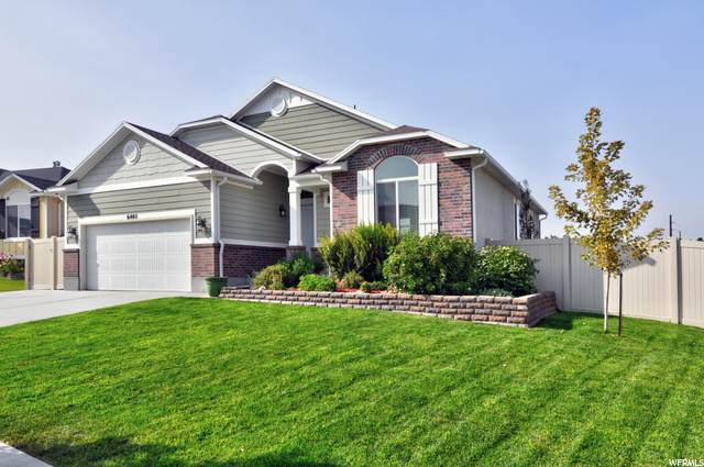 6402 W Muzzle Loader Dr, Herriman, UT 84096 (#1702170) :: Colemere Realty Associates