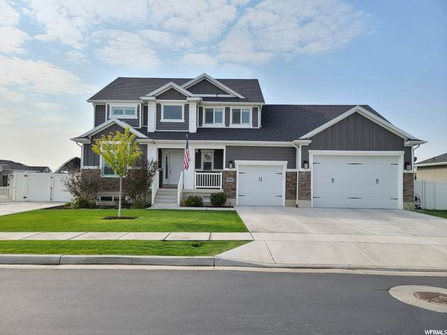 529 W 3100 S, Syracuse, UT 84075 (#1702181) :: Colemere Realty Associates