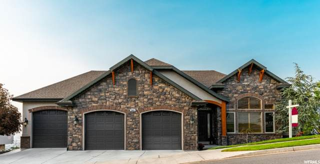 3891 Bridlewood Dr, Bountiful, UT 84010 (#1702189) :: Red Sign Team