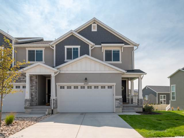 1727 W Newcastle Ln, Saratoga Springs, UT 84045 (#1702192) :: Big Key Real Estate