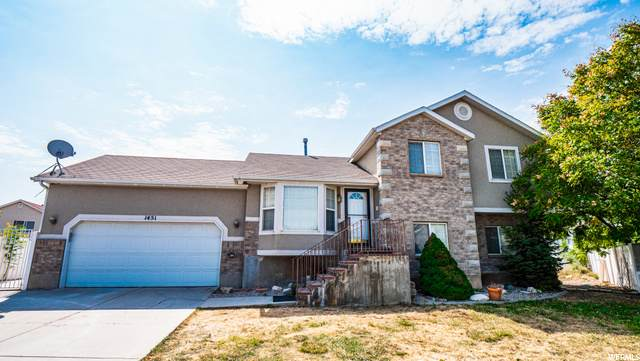 1451 W 3605 S, West Valley City, UT 84119 (#1702211) :: RE/MAX Equity