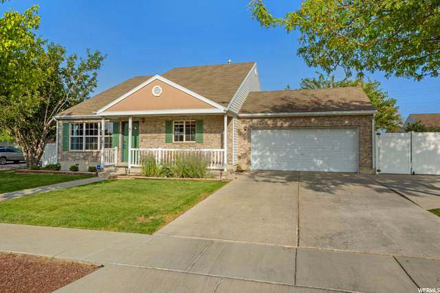3075 S Water Leaf Way W, West Valley City, UT 84128 (#1702231) :: Red Sign Team