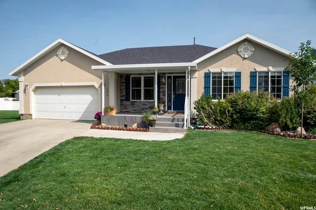 1079 S 2400 E, Spanish Fork, UT 84660 (#1702252) :: Berkshire Hathaway HomeServices Elite Real Estate