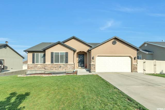 3384 S Hawk Dr, Saratoga Springs, UT 84045 (#1702259) :: The Fields Team