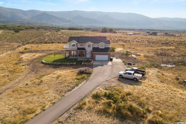 1093 E Main Canyon Rd, Wallsburg, UT 84082 (#1702262) :: Belknap Team