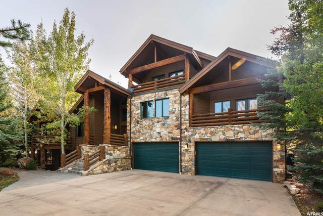 2835 Solamere Dr, Park City, UT 84060 (#1702271) :: Colemere Realty Associates