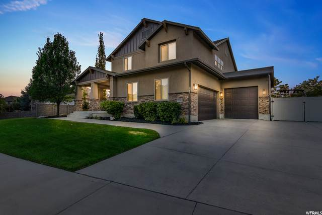 13204 S Woodridge Oak Dr, Draper, UT 84020 (#1702279) :: goBE Realty