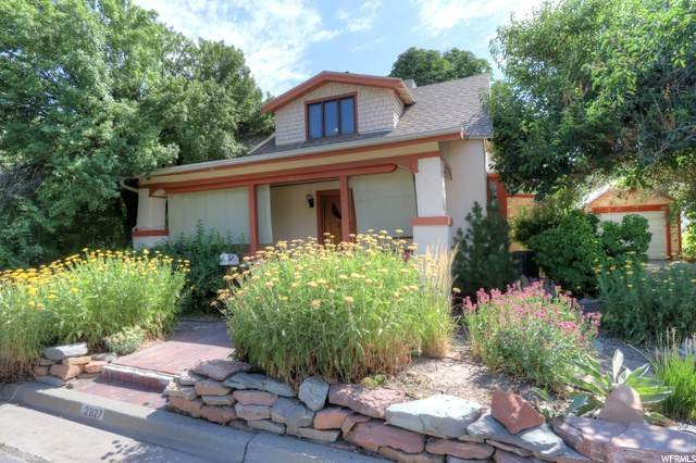 2827 S 1000 E, Salt Lake City, UT 84106 (#1702285) :: Colemere Realty Associates