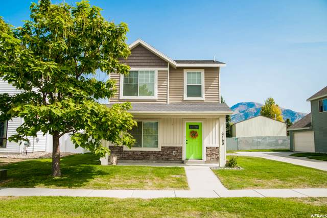 2160 S 1450 W, Logan, UT 84321 (#1702292) :: Colemere Realty Associates