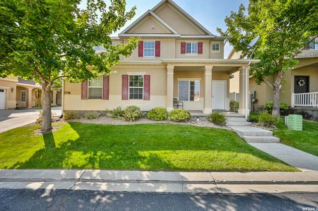 7736 S New Snowbell Ln, West Jordan, UT 84081 (#1702302) :: Doxey Real Estate Group