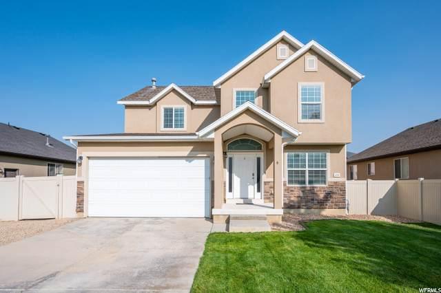 1239 S 2000 E, Spanish Fork, UT 84660 (#1702308) :: Berkshire Hathaway HomeServices Elite Real Estate