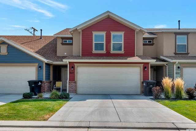 687 S 110 W, Spanish Fork, UT 84660 (#1702312) :: Berkshire Hathaway HomeServices Elite Real Estate