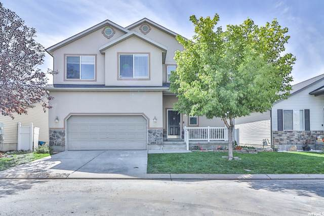167 Crystal Bay Dr, Stansbury Park, UT 84074 (#1702315) :: Exit Realty Success
