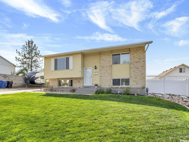 3408 S 7780 W, Magna, UT 84044 (#1702327) :: Big Key Real Estate