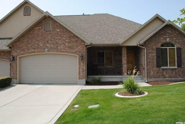 881 N 400 E, Springville, UT 84663 (MLS #1702335) :: Lookout Real Estate Group