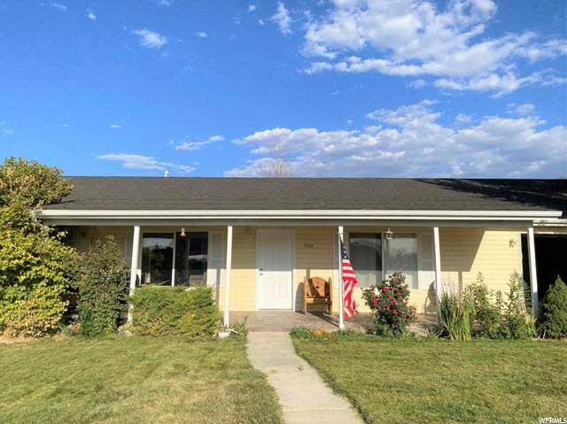 4532 N Quickdraw Ln, Enoch, UT 84721 (#1702349) :: The Fields Team