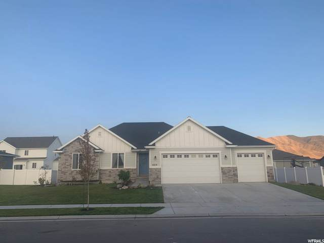 4810 Goosefoot Dr, Eagle Mountain, UT 84005 (#1702362) :: Red Sign Team