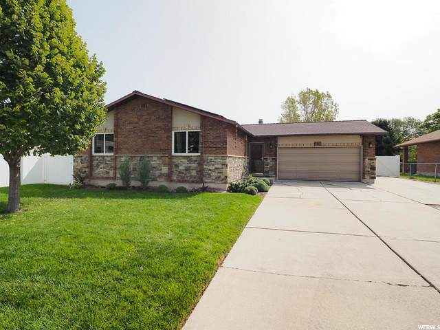 1541 W 6785 S, West Jordan, UT 84084 (#1702366) :: Gurr Real Estate