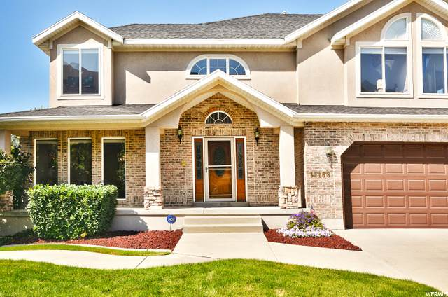 12168 S Cypress Point Way, Draper, UT 84020 (#1702371) :: goBE Realty