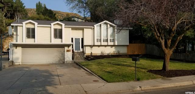 53 S 1300 E, Bountiful, UT 84010 (#1702390) :: Colemere Realty Associates