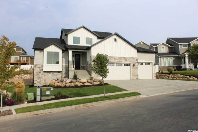 6468 W Chan Reese Dr S, West Jordan, UT 84081 (#1702401) :: Colemere Realty Associates