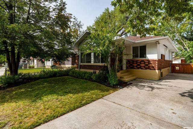 355 E Downington Ave, Salt Lake City, UT 84115 (#1702411) :: Colemere Realty Associates