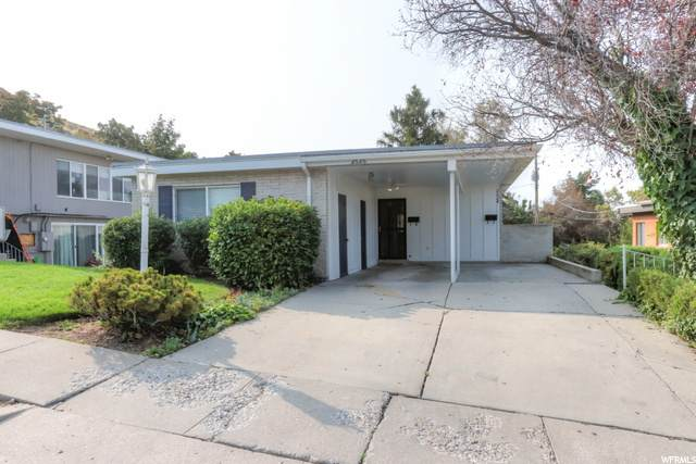 2626 E Blaine Ave S, Salt Lake City, UT 84108 (#1702424) :: Colemere Realty Associates