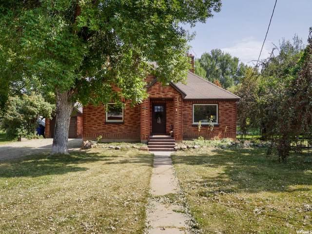 134 S 7500 E, Huntsville, UT 84317 (#1702444) :: Doxey Real Estate Group