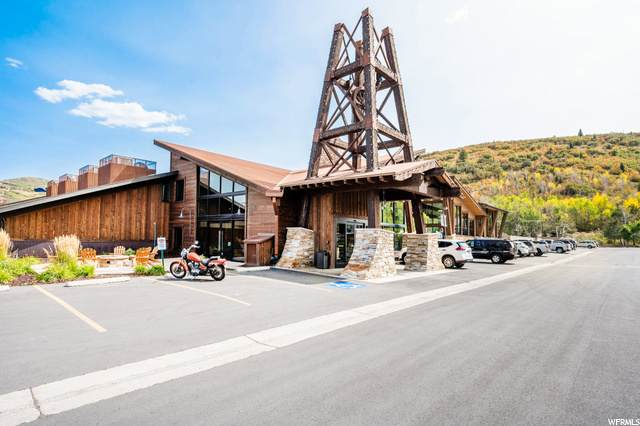 2245 Sidewinder Dr #506, Park City, UT 84060 (#1702447) :: Doxey Real Estate Group