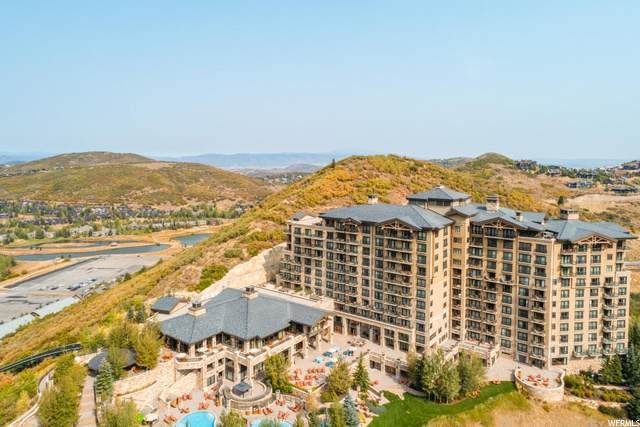2300 W Deer Valley Dr #409, Park City, UT 84060 (#1702449) :: Doxey Real Estate Group
