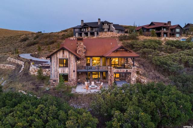 9129 N Hidden Hill Lp, Park City, UT 84098 (MLS #1702450) :: High Country Properties