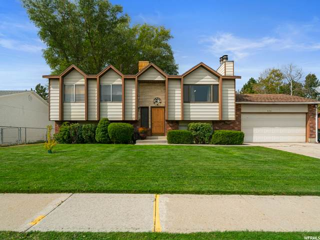 4152 S Andra Dr W, West Valley City, UT 84120 (#1702451) :: Powder Mountain Realty