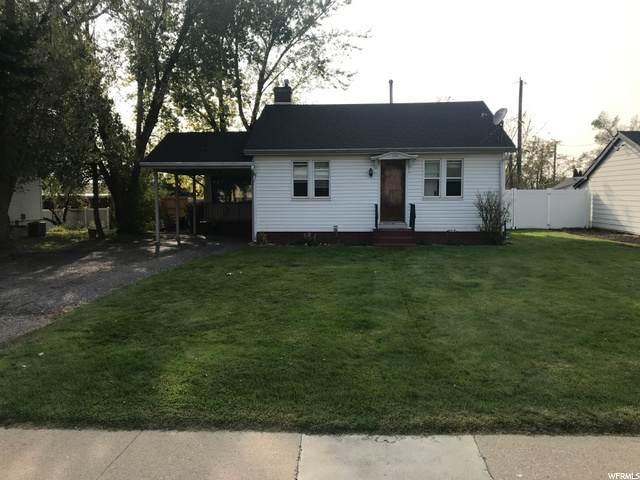 136 S 200 E, Kaysville, UT 84037 (#1702463) :: Utah Best Real Estate Team | Century 21 Everest