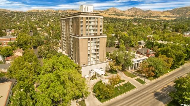 777 E South Temple 15 C, Salt Lake City, UT 84102 (#1702466) :: Big Key Real Estate