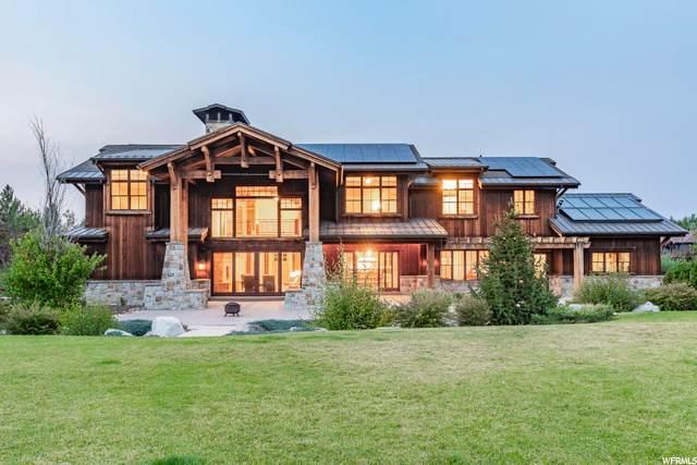 1155 Old Rail Ln, Park City, UT 84098 (#1702481) :: Utah Best Real Estate Team | Century 21 Everest