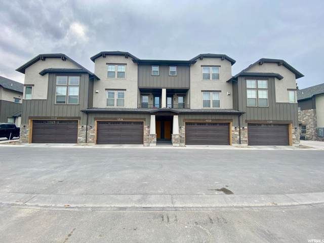 287 E 10600 S #17, Sandy, UT 84070 (#1702485) :: Colemere Realty Associates