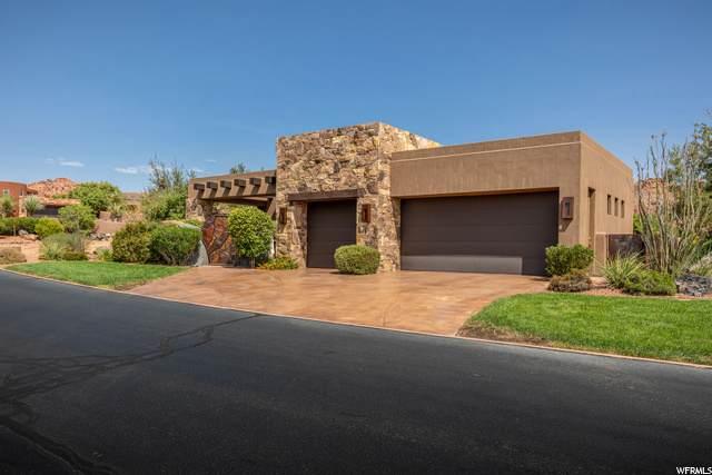 1500 E Split Rock Dr #6, Ivins, UT 84738 (#1702489) :: Big Key Real Estate