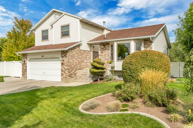 7421 S Red Heather Ln W, West Jordan, UT 84084 (#1702492) :: Big Key Real Estate