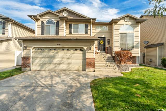 938 N Longleaf Dr W, North Salt Lake, UT 84054 (#1702494) :: Belknap Team