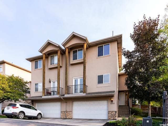2312 E Sky Pines Ct, Holladay, UT 84117 (#1702497) :: Red Sign Team