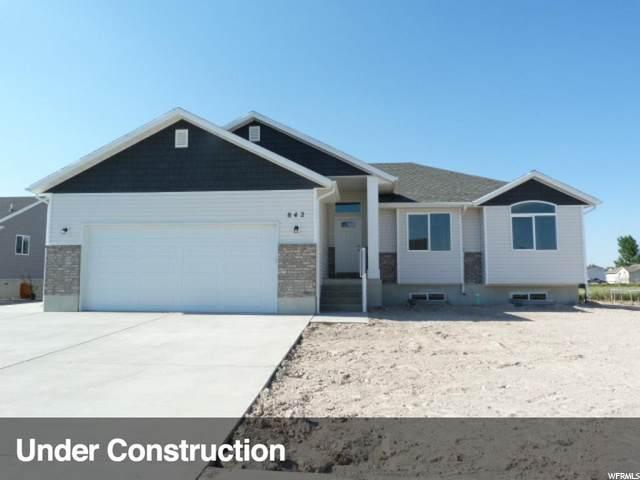 247 S 900 W, Tremonton, UT 84337 (#1702504) :: Berkshire Hathaway HomeServices Elite Real Estate